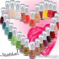Scandal Silverline polishes