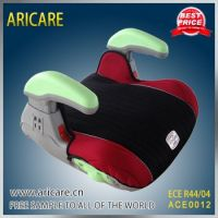 injection boost car seat