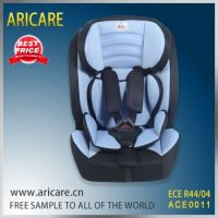 baby car seat with gruop 1+2+3