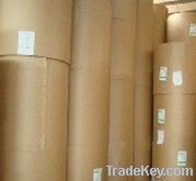 Brown kraft paper, Brown Kraft Paper for wrapping or paper bags , Plain Kraft paper for made carton or box , Craft paper, High quality kraft paper for packing , Ribbed Kraft Paper , Recycled Sack Kraft Paper