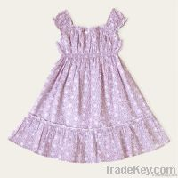 Baby Girl Cotton Summer Dress