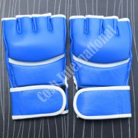 MMA Leather Gloves
