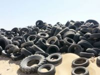 Scrap Tyre Yard For Sale