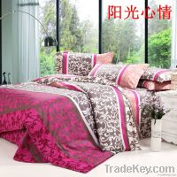 100% cotton bedding sets