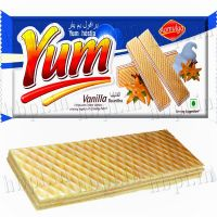 Cream Wafer Biscuit