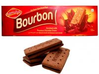 200gms Bourbon chocolate cream sandwich biscuits/ cookies/ Cream biscuits