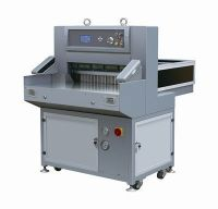 Digital Display Double Hydraulic Paper Cutter (QZYX660)