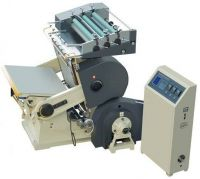 Gold Stamping and Creasing Machine (TYMK-750)