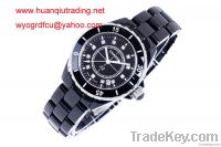 Top grade watches fashion J12 series 33 mm ceramic quartz