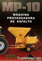 Asphalt factory - Pugmill