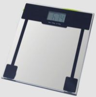 Precision XL Digital Bathroom Scale Kit w/ Extra Wide 440lb Step-On Platform and MyoTape Body Tape Measure