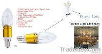 Dimmable 5W LED Candle Light Rohs/CE/PSE