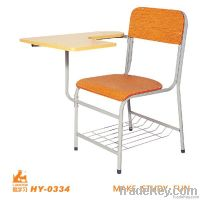 Fastness Student chair with tablet