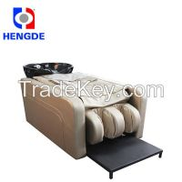 Shampoo massage chair