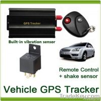 Realtime GPS Tracker Drive Vehicle Car GPS/GSM/GPRS Tracking System