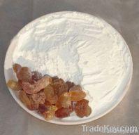 Food-grade purity of 99% gum arabic powder