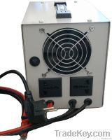 DC AC line interactive ups inverter with charger
