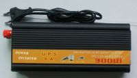 300Watt DC24v to AC220v Power Inverter With Battery Charger