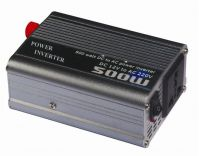 DC to AC Car power inverter with USB