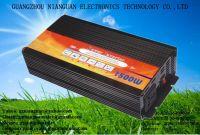 dc 12V ac 100V 110V 120V car power inverter 2000W with USB port