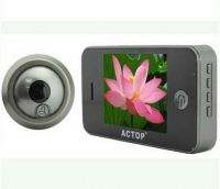 3.5 inches LCD Screen Digital door peephole viewer as Iphone shape 3.5 inches DIGITAL DOOR VIEWER with photo taking function 150 degrees view angle supported 6 languages