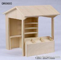 dollhouse mini wooden store