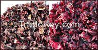 Organic Hibiscus Leaves