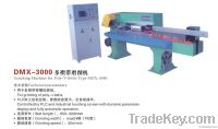 Grinding machine for Poly-V-belts