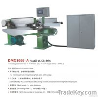 Grinding machine for V-belts and Poly-V-belts