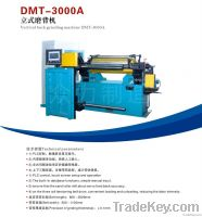 Vertical back grinding machine