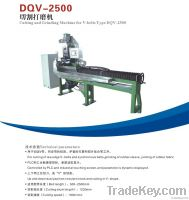 Cutting & Grinding Machine for V Belts