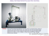Small Test Reactor Kettle (Electric Heating)