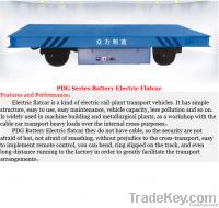 Battery Electric Flatcar