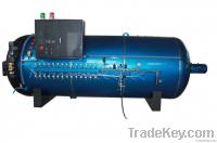 Vulcanizing boiler