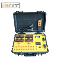 CE passed 24 channels Sequential and Salvo fire 100M Wireless remote control firing system