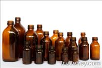 Pharmaceutical Amber Glass Bottles