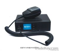 High quality long distance  vehicle mounted interphones or car radios