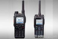 Long distance portable digital walkie talkies