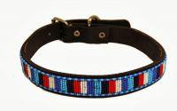 Maasai Beaded Dog Collar