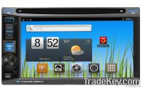 7inch Android system Car GPS and DVD