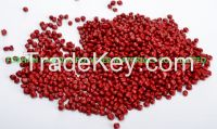 High Quality Red Masterbatch For plastic products