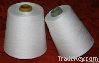 polyester blended wool yarn