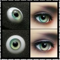 Doll glass Eyes for Luts / bjd /yosd / msd / sd 1/6 1/4 1/3