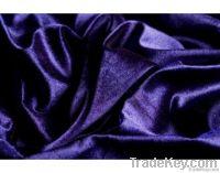 velvet fabric for garment