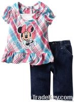 baby's cotton sets, baby clothes