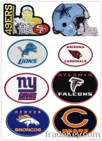 NFL embroidery patch