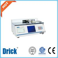 Friction Coefficient Tester