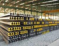 steel rails