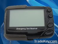 Alphanumeric pager beeper pocsag pager