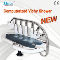 Computerized Spa Capsule Vichy Shower